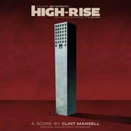 Обложка к диску с музыкой из фильма «Высотка»