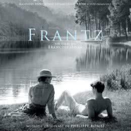 Обложка к диску с музыкой из фильма «Франц»