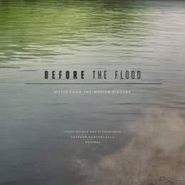 Обложка к диску с музыкой из фильма «Спасти планету»