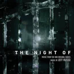 Обложка к диску с музыкой из сериала «Однажды ночью (1 сезон)»