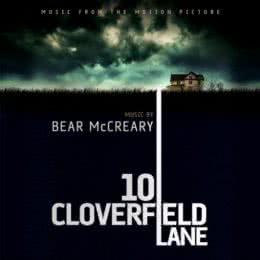 Обложка к диску с музыкой из фильма «Кловерфилд, 10»
