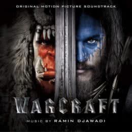 Обложка к диску с музыкой из фильма «Варкрафт»