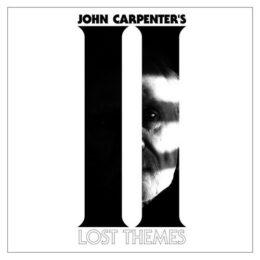 Обложка к диску с музыкой из сборника «John Carpenter - Lost Themes II»