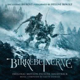 Обложка к диску с музыкой из фильма «Биркебейнеры»