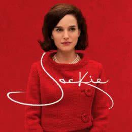 Обложка к диску с музыкой из фильма «Джеки»