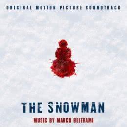 Обложка к диску с музыкой из фильма «Снеговик»