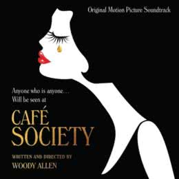 Обложка к диску с музыкой из фильма «Светская жизнь»