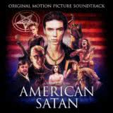 Маленькая обложка к диску с музыкой из фильма «Американский Сатана»