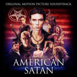 Обложка к диску с музыкой из фильма «Американский Сатана»