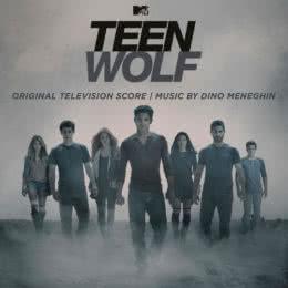 Обложка к диску с музыкой из сериала «Волчонок»