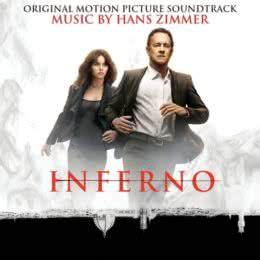 Обложка к диску с музыкой из фильма «Инферно»