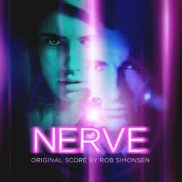 Обложка к диску с музыкой из фильма «Нерв»