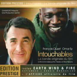 Обложка к диску с музыкой из фильма «1+1»