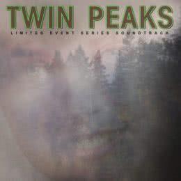 Обложка к диску с музыкой из сериала «Твин Пикс (3 сезон)»