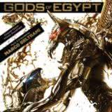 Маленькая обложка диска c музыкой из фильма «Боги Египта»
