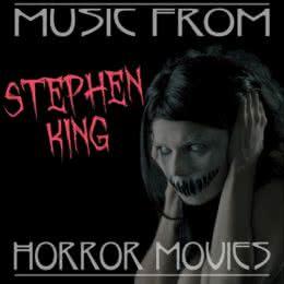 Обложка к диску с музыкой из сборника «Music from Stephen King Horror Movies»
