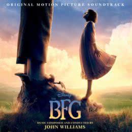 Обложка к диску с музыкой из фильма «Большой и добрый великан»