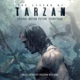 Обложка к диску с музыкой из фильма «Тарзан. Легенда»