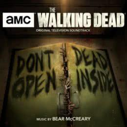 Обложка к диску с музыкой из сериала «Ходячие мертвецы»