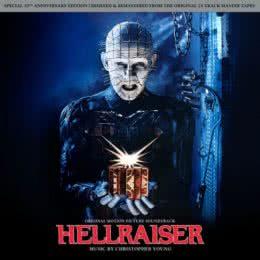 Обложка к диску с музыкой из фильма «Восставший из ада»