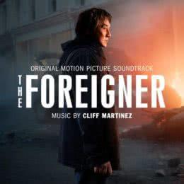 Обложка к диску с музыкой из фильма «Иностранец»