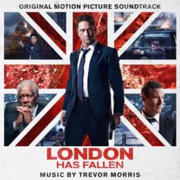 Обложка к диску с музыкой из фильма «Падение Лондона»