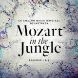 Маленькая обложка диска с музыкой из сериала «Моцарт в джунглях (1 и 2 сезон)»