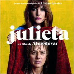 Обложка к диску с музыкой из фильма «Джульетта»
