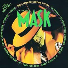 Обложка к диску с музыкой из фильма «Маска»