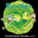 Маленькая обложка диска c музыкой из мультфильма «Рик и Морти»