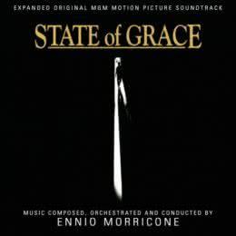 Обложка к диску с музыкой из фильма «Состояние исступления»