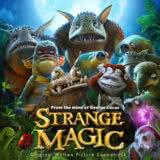 Маленькая обложка диска c музыкой из мультфильма «Странная магия»