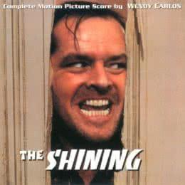Обложка к диску с музыкой из фильма «Сияние»