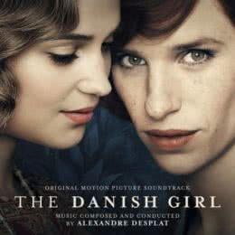 Обложка к диску с музыкой из фильма «Девушка из Дании»