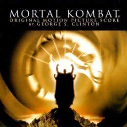 Обложка к диску с музыкой из фильма «Смертельная битва»