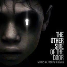 Обложка к диску с музыкой из фильма «По ту сторону двери»