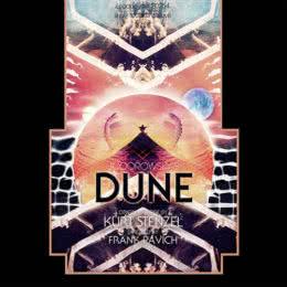 Обложка к диску с музыкой из фильма «Дюна Ходоровского»