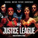 Маленькая обложка к диску с музыкой из фильма «Лига справедливости»