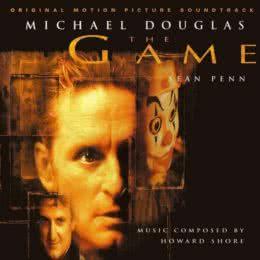 Обложка к диску с музыкой из фильма «Игра»