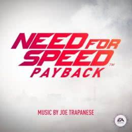 Обложка к диску с музыкой из игры «Need For Speed: Payback»