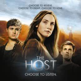 Обложка к диску с музыкой из фильма «Гостья»
