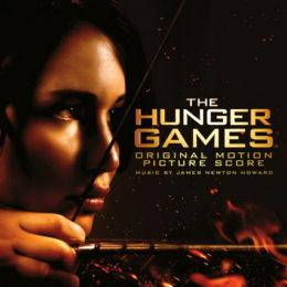 Обложка к диску с музыкой из фильма «Голодные игры»