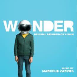 Обложка к диску с музыкой из фильма «Чудо»