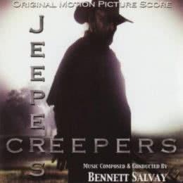 Обложка к диску с музыкой из фильма «Джиперс Криперс»