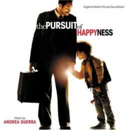 Обложка к диску с музыкой из фильма «В погоне за счастьем»