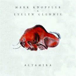 Обложка к диску с музыкой из фильма «Альтамира»