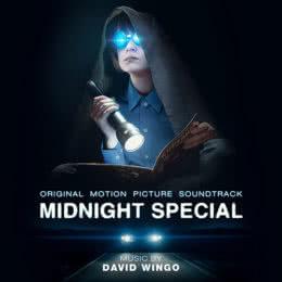Обложка к диску с музыкой из фильма «Специальный полуночный выпуск»