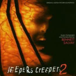 Обложка к диску с музыкой из фильма «Джиперс Криперс 2»