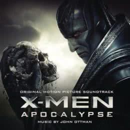 Обложка к диску с музыкой из фильма «Люди Икс: Апокалипсис»