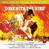 Маленькая обложка диска с музыкой из фильма «Унесенные ветром»